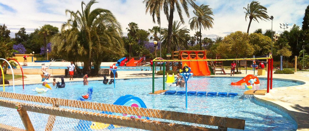 Portada aquaval for Piscina del oeste valencia