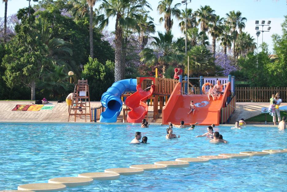 Instalaciones aquaval for Piscina parque benicalap